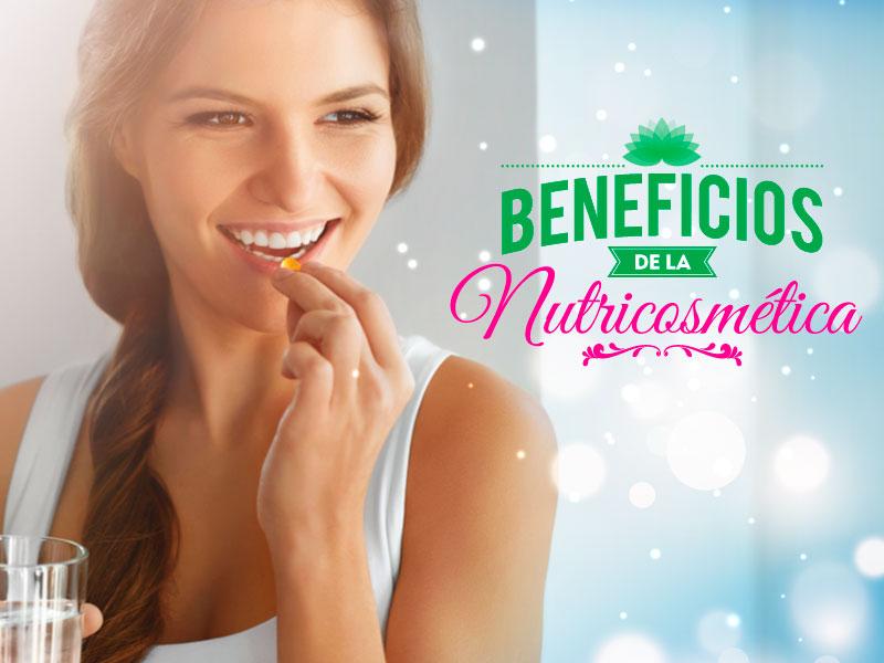 Beneficios de la nutricosmética