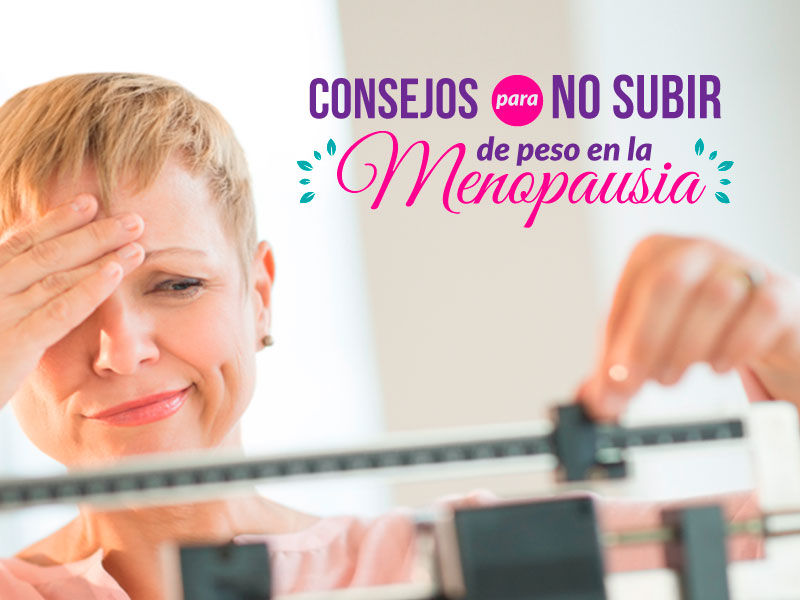 Mi peso saludable en la menopausia