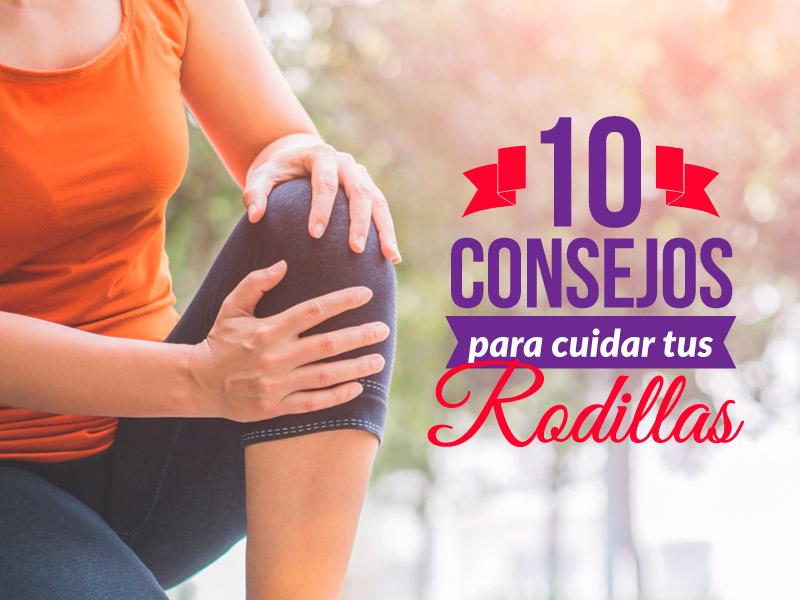 10 consejos para fortalecer tus rodillas