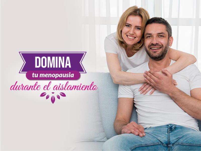 Aislamiento en pareja durante la menopausia