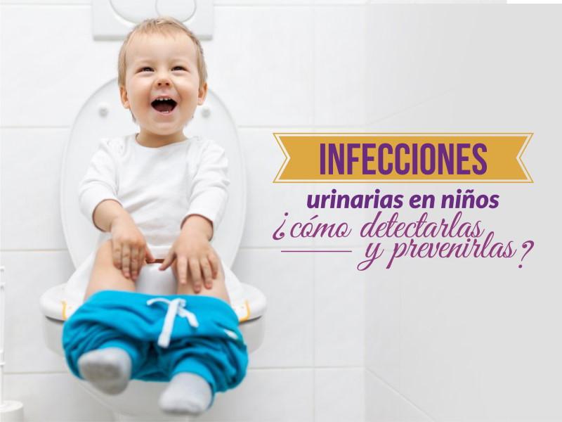 Infecciones urinarias en niños ¿cómo debo manejarlas?