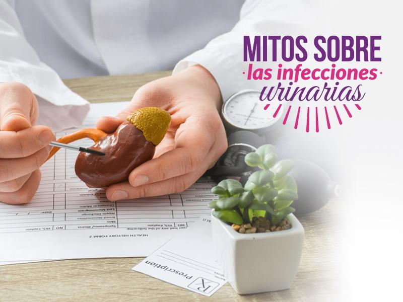 Mitos sobre las infecciones urinarias