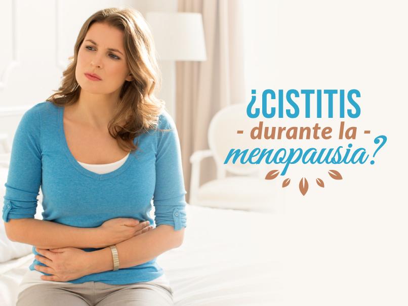 Evita las infecciones urinarias durante la menopausia