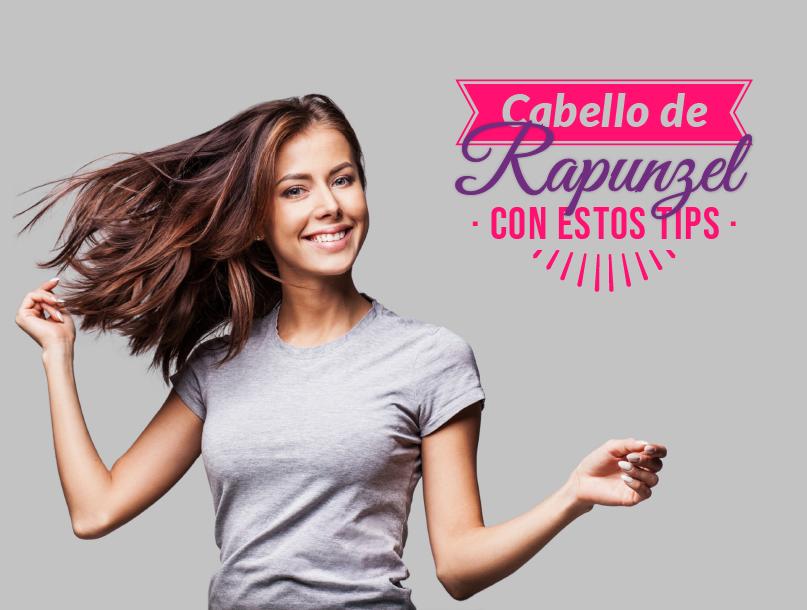 Consejos para que tu cabello crezca más rápido y saludable