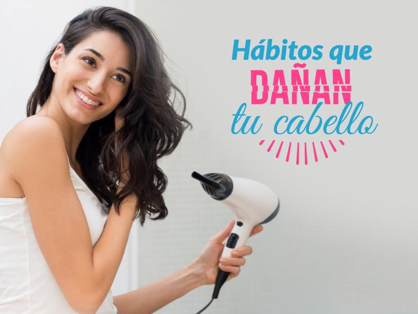 Hábitos que provocan la caída del cabello y cómo corregirlos